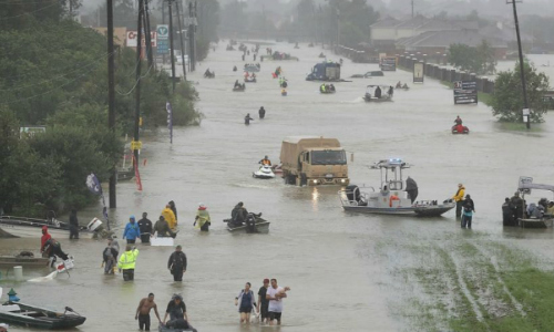 Sha'arei Shalom – Hurricane Harvey Relief